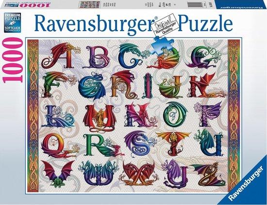 Drakenalfabet Ravensburger