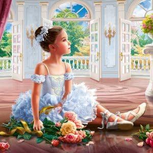 Droom Van Een Ballerina Ravensburger164486 01 Legpuzzels.nl