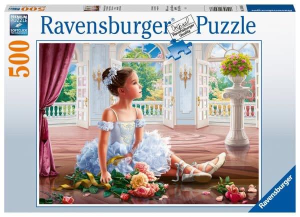 Droom Van Een Ballerina Ravensburger164486 02 Legpuzzels.nl