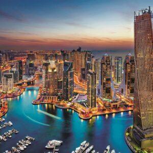 Dubai Marina Clementoni