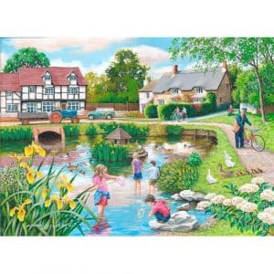 Duck Pond The House Of Puzzles Legpuzzel 5060002004104 1.jpg