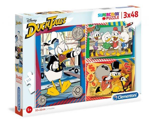 Duck Tales Clementoni Kinderpuzzel