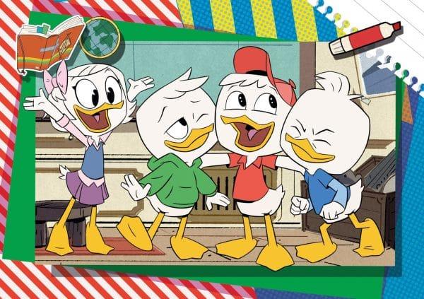 Duck Tales Kwik Kwek Kwak