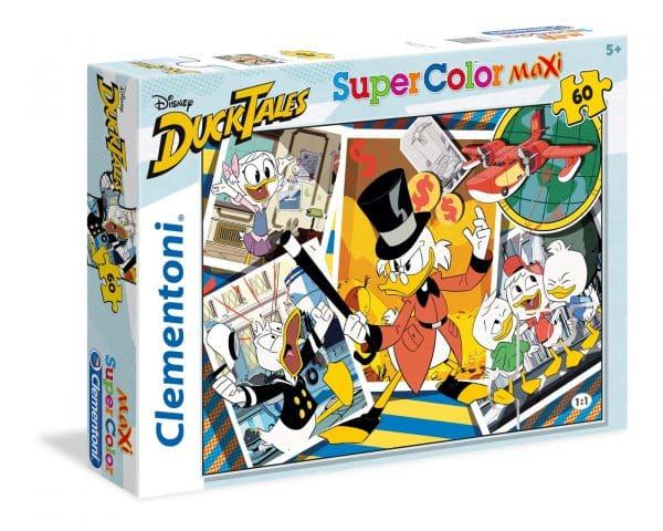 Duck Tales Clementoni Dagobert Donald