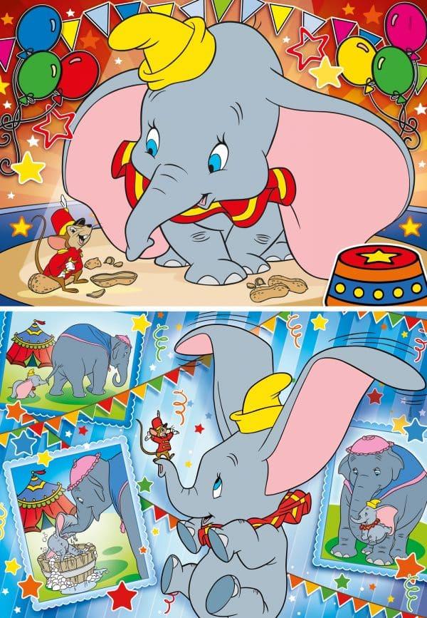 Dumbo Clementoni Kinderpuzzel Olifant