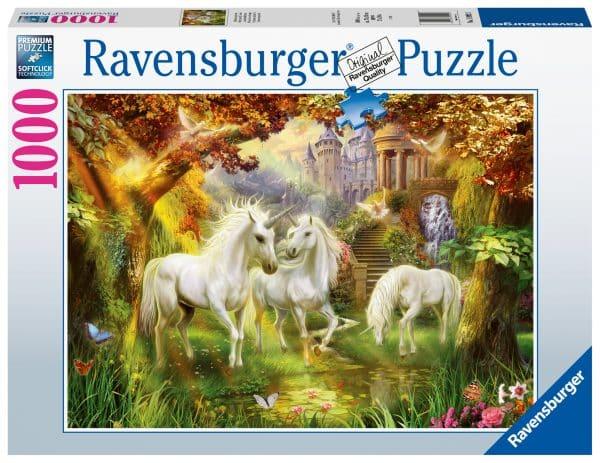 Eenhoorns In De Herfst Ravensburger159925 02 Legpuzzels.nl