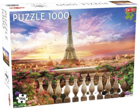 Eiffel Tower Paris Tactic