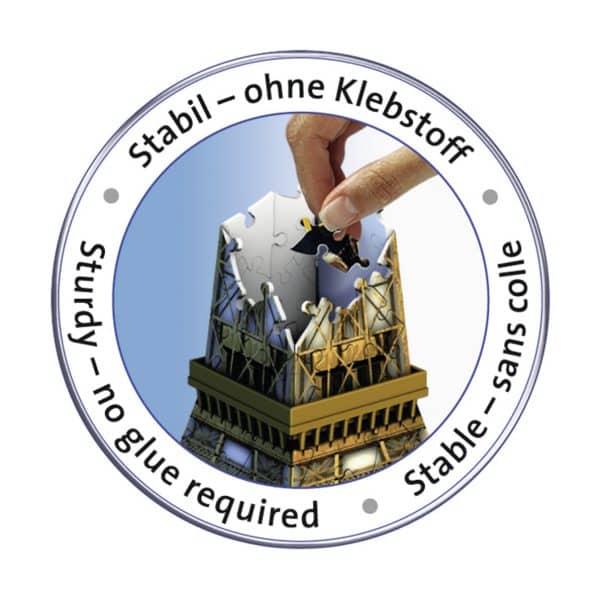 Eiffeltoren Ravensburger125562 03 Legpuzzels.nl