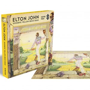 Elton John Goodbye Yellow Brick Road Rocksaws51494 01 Legpuzzels.nl