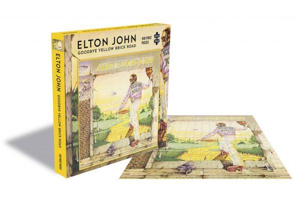 Elton John Goodbye Yellow Brick Road Rocksaws51494 01 Legpuzzels.nl
