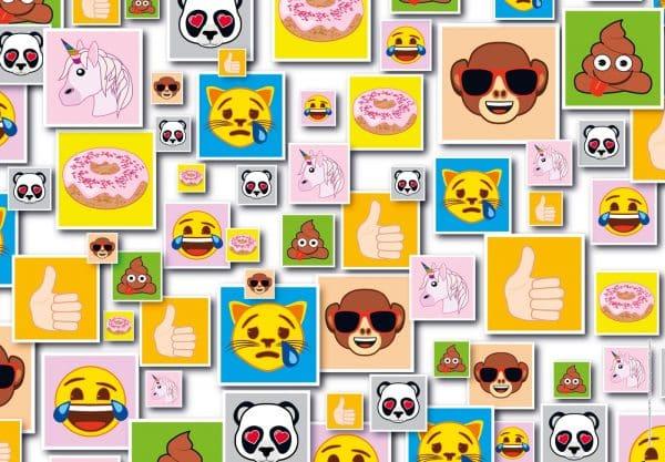 Emoji Smiley Kat Aap Eenhoorn