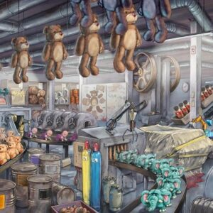 Escape Puzzel Toy Factory Ravensburger