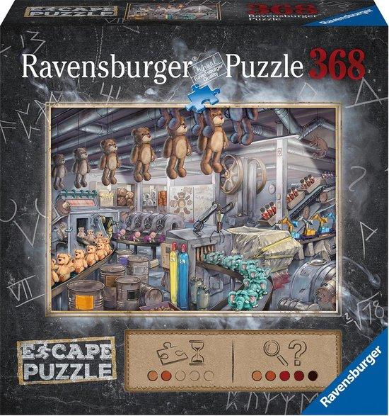 Escape Puzzel Toy Factory Ravensburger