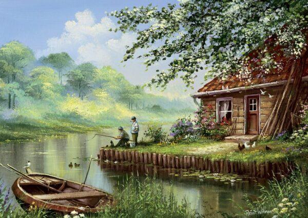 evening hook 5071 art puzzel 1