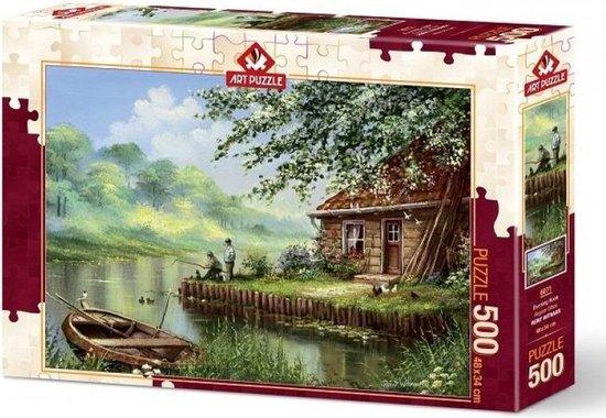 evening hook 5071 art puzzel 2