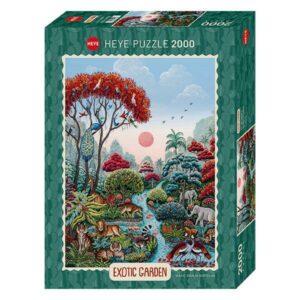 Exotic Garden 4001689299583 Legpuzzels