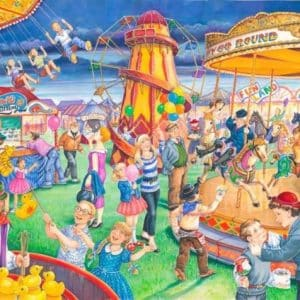 Fairground Rides The House Of Puzzles Legpuzzel 5060002004111 1.jpg