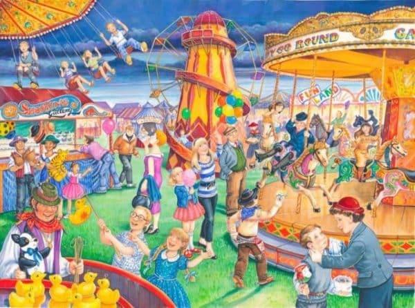 Fairground Rides The House Of Puzzles Legpuzzel 5060002004111 1.jpg