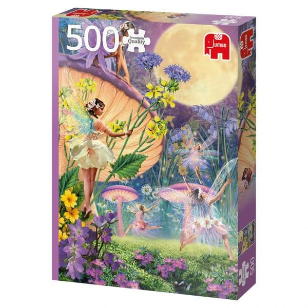 Fairy Dance In The Twilight Jumbo18846 02 Legpuzzels.nl
