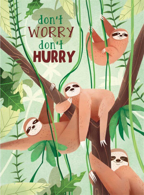 Fantastic Animal Sloth Clementoni Luiaard