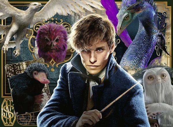 Fantastic Beasts Ravensburger Kinderpuzzel