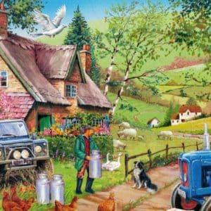 Farm Fresh The House Of Puzzles Legpuzzel 5060002003732 1.jpg