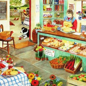 Farm Shop The House Of Puzzles Legpuzzel 5060002001257 1.jpg