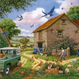Farmers Wife The House Of Puzzles Legpuzzel 5060002003084 1.jpg