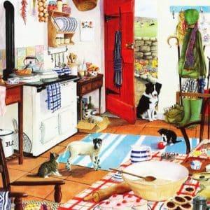 Farmhouse Kitchen The House Of Puzzles Legpuzzel 5060002001691 1.jpg