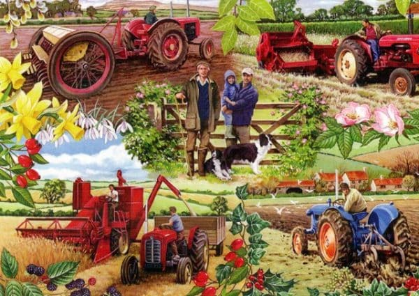 Farming Year The House Of Puzzles Legpuzzel 5060002004005 1.jpg