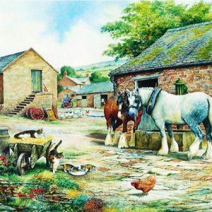 Farmyard Companions The House Of Puzzles Legpuzzel 5060002001325 1.jpg