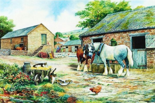 Farmyard Companions The House Of Puzzles Legpuzzel 5060002001325 1.jpg