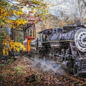 Fascinerend Trein spoor Schmidt