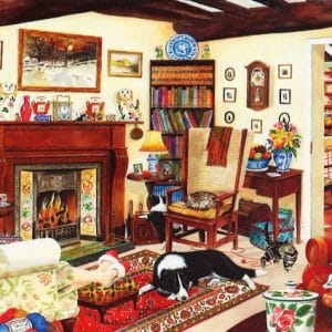 Five Minutes Peace The House Of Puzzles Legpuzzel 5060002002285 1.jpg