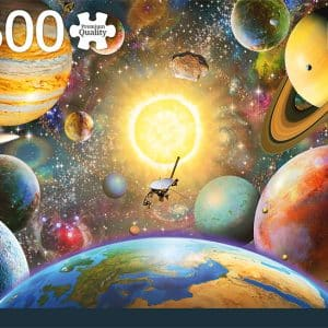 Floating In Outer Space Jumbo18866 01 Legpuzzels.nl