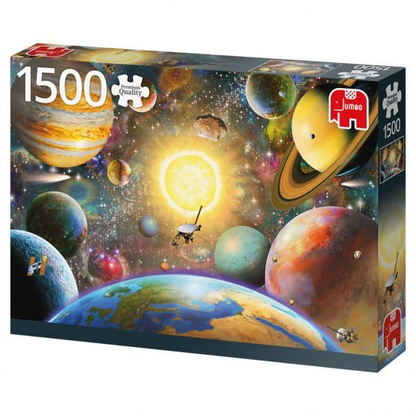 Floating In Outer Space Jumbo18866 02 Legpuzzels.nl