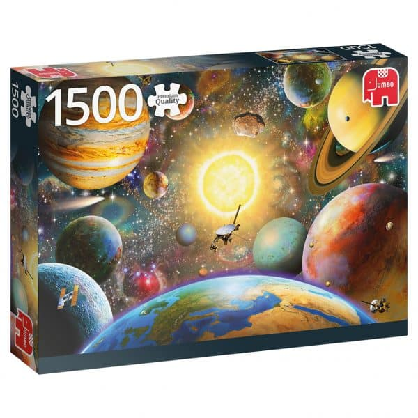 Floating In Outer Space Jumbo18866 03 Legpuzzels.nl