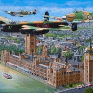 Fly Past The House Of Puzzles Legpuzzel 5060002004418 1.jpg
