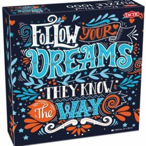 follow your dreams 58241 2 tactic