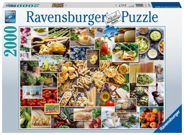 Food Collage Ravensburger150168 02 Legpuzzels.nl