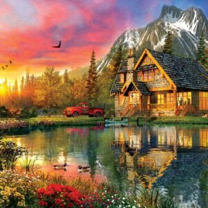 four seasons 7714 art puzzel 1