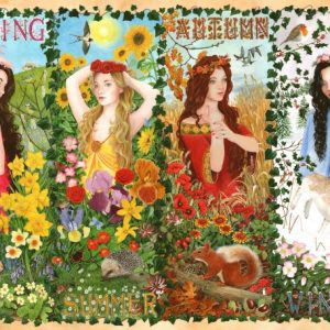 Four Seasons The House Of Puzzles Legpuzzel 5060002004203 1.jpg