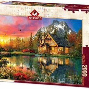 Four Seasons Art14477 01 Legpuzzels