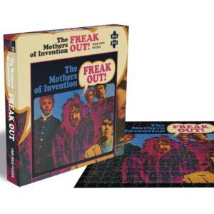 frank zappa freak out! rocksaws532199 01 legpuzzels