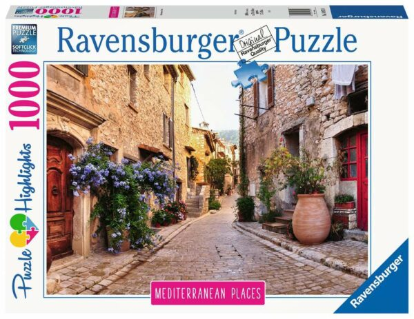 Frankrijk Ravensburger Mediterranean Places