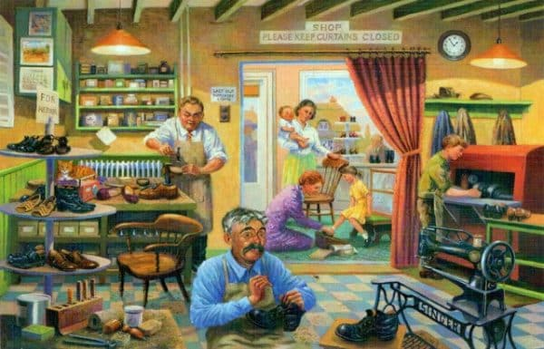 From Last To First The House Of Puzzles Legpuzzel 5060002002872 1.jpg