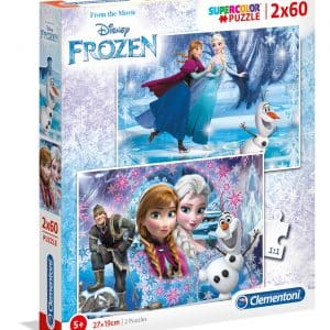 Frozen Clementoni Elza Anna Olaf