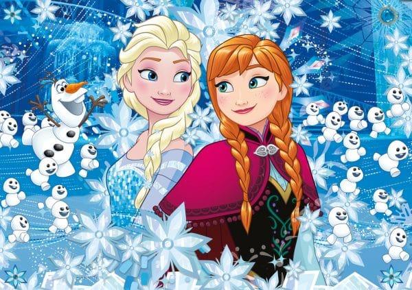 Frozen Disney Elza Anna Olaf