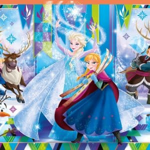 Frozen Elza Olaf Anna Kristoff