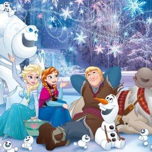 Frozen Elza Anna Olaf Kristoff